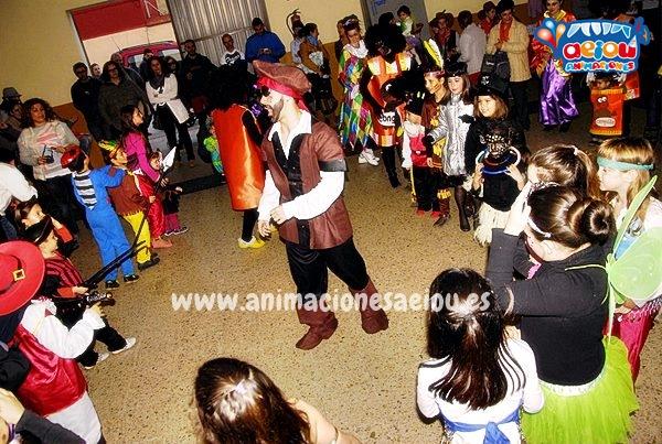 Fiestas cumpleaños infantiles Valencia Alicante Murcia Almería