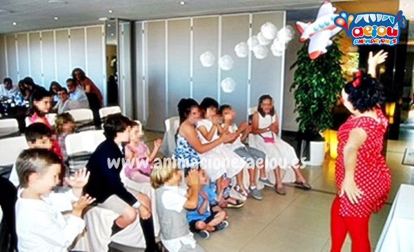 Fiestas de cumpleaños infantiles de la patrulla canina en Castellón