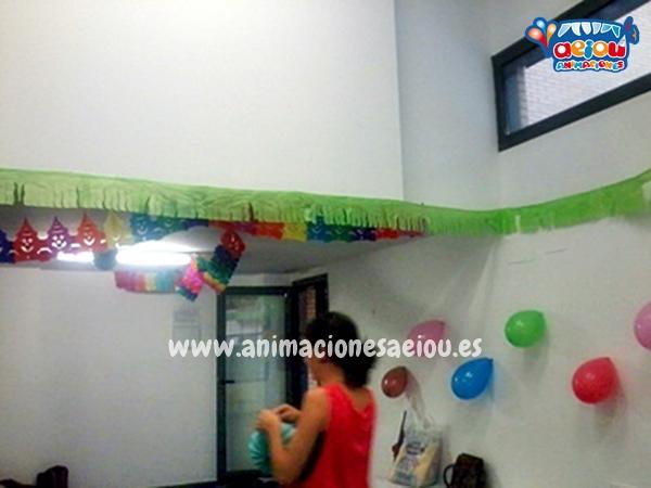 Consejos de decoración de fiestas infantiles Valencia Alicante y Murcia