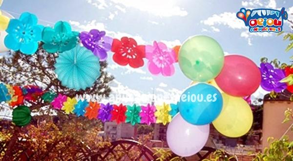 Decoración de fiestas infantiles en Valencia, Alicante y Murcia