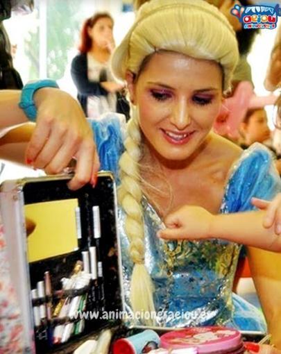 fiestas tematicas infantiles frozen en albacete
