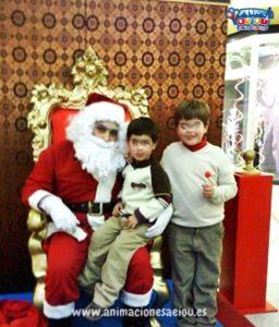 Contratar a Papá Noel en Albacete