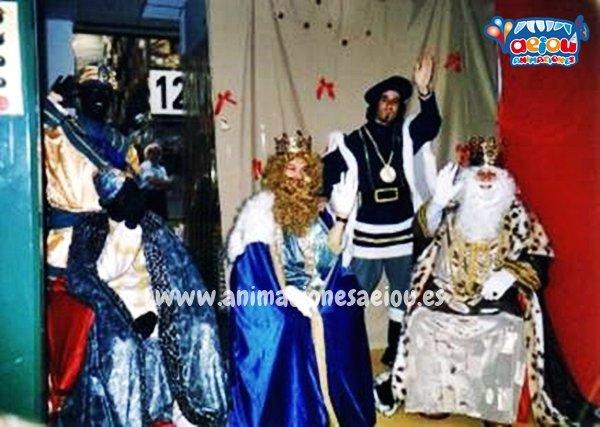 La cabalgata de Reyes en Murcia