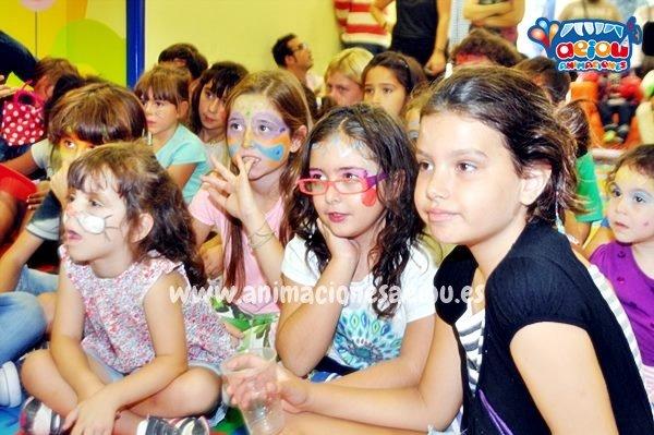 Las mejores Animaciones para fiestas temáticas infantiles Frozen en Castellón