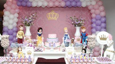 Ideas de cumpleaños infantiles de Disney