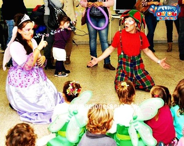 Fiesta de fin de curso en Colegios en Albacete