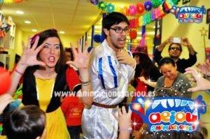 Fiestas de fin de curso en Colegios en Albacete
