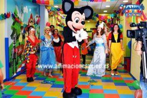 Animadores de fiestas infantiles en Castellón