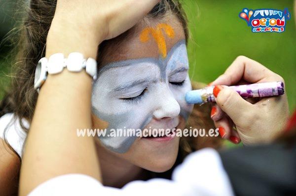 Animadores infantiles para fiesta en Castellón