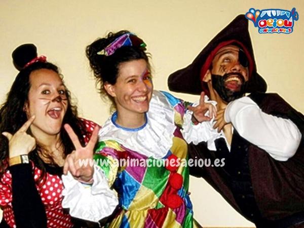 Decoraciones para fiestas piratas en Valencia, Alicante, Murcia, Almería