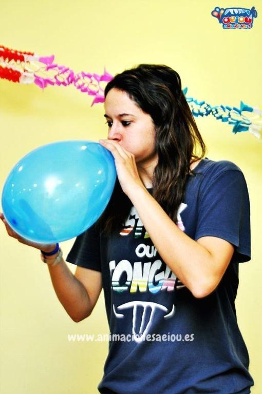 Oferta de empleo para monitores animadores infantiles en Alicante-chica