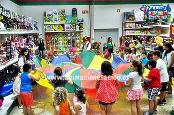 Divertidas Fiestas infantiles en Castellón