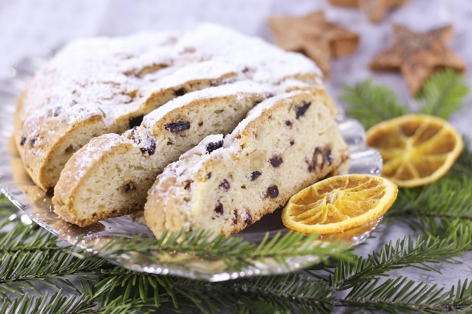 Top 5 de dulces de navidad españoles-pan de pasas