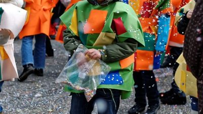 Cómo organizar una fiesta infantil de carnaval