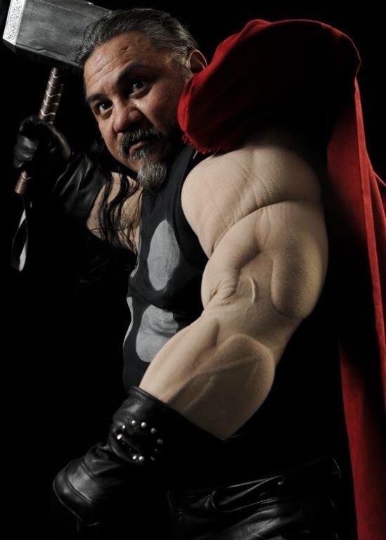 iron man, Thor, black panter para fiestas infantiles-1