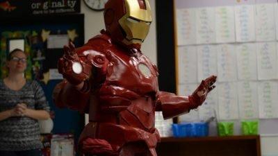 iron man, Thor, black panter para fiestas infantiles