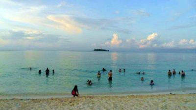 Playas para ir con niños en valencia, alicante y murcia
