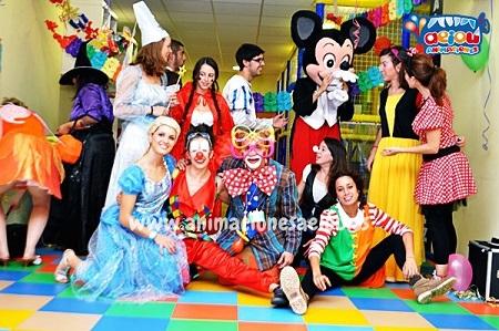 Animaciones para fiestas de cumpleaños infantiles y comuniones en Vinaròs