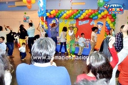 animaciones para fiestas de cumpleaños infantiles y comuniones en Torrevieja