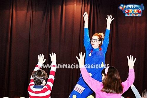 animaciones para fiestas de cumpleaños infantiles y comuniones en Pobla de Vallbona