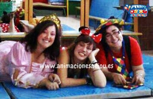 animaciones para fiestas de cumpleaños infantiles y comuniones en San Javier