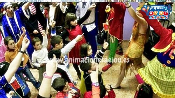 animaciones para fiestas de cumpleaños infantiles y comuniones en Xirivella