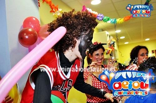 Animadores, Magos y Payasos en Torrevieja