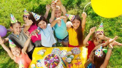 Cómo celebrar una fiesta infantil en casa