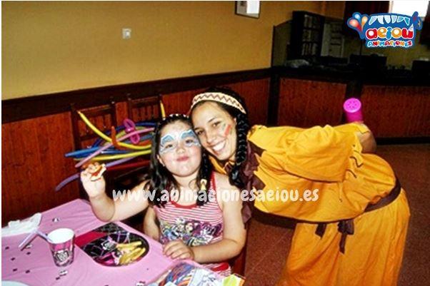 Magos para fiestas infantiles en Vícar