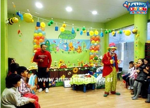 Payasos para fiestas infantiles en El Ejido