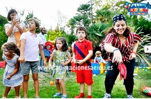 Payasos para fiestas infantiles en Níjar