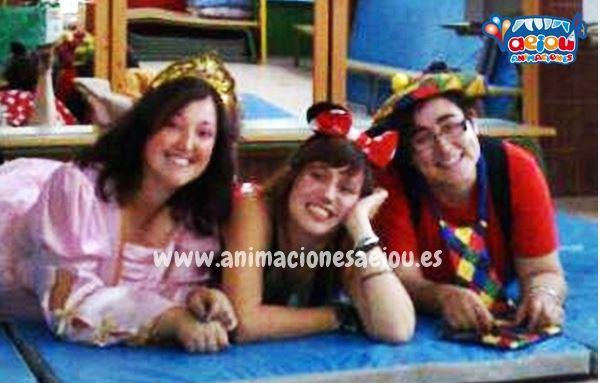 Payasos para fiestas infantiles en Roquetas de Mar