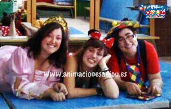 Payasos para fiestas infantiles en La Roda